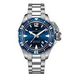 [Hamilton] HAMILTON watch khaki navy open water Auto Divers H77705145 Men's [regular imported goods]