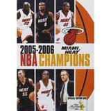 """Miami Heat 2006 NBA Champions DVD"""