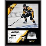 """""""Phil Kessel Pittsburgh Penguins 2017 Stanley Cup Champions 12'' x 15'' Sublimated Plaque with Game-Used Ice from the Final - Limited Edition of 150"""""""