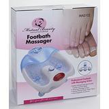 Mutual Beauty Manufacturing Mastex Health Footbath Massager, 6.05 Pound