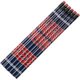 """""""WinCraft Ole Miss Rebels 6-Pack Pencils"""""""