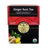 Buddha Teas Ginger Root Tea (6x18 BAG)