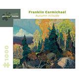 Franklin Carmichael Autumn Hillside 1,000-piece Jigsaw Puzzle (Pomegranate Artpiece Puzzle)