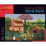 Yard Sale 500 Piece Jigsaw Puzzle (Pomegranate Artpiece Puzzle)