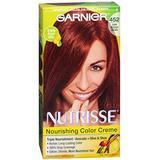 Garnier Nutrisse Haircolor - 452 Chocolate Cherry (Dark Reddish Brown) 1 Each (Pack of 5)