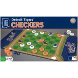 """""""Detroit Tigers Checkers Game"""""""