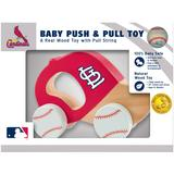 """St. Louis Cardinals Infant Push & Pull Toy"""
