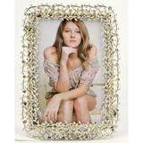 Rosdorf Park Glided Metal Single Picture Frame Metal in Gray, Size 8.5 H x 6.25 W x 0.5 D in | Wayfair ROSP2046 39199061