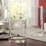 Libbey Impressions 16-Piece Tumbler & Rocks Glass Set Glass, Size 6.0 H x 3.2 W in | Wayfair 1786426
