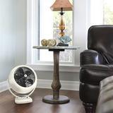 "Vornado Large Vintage Whole Room Air Circulator 14"" Floor Fan in White, Size 17.375 H x 15.313 W x 10.5 D in | Wayfair CR1-0230-75"