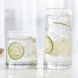 Libbey Cabos 16-Piece Tumbler & Rocks Glass Set Glass, Size 5.88 H x 3.3 W in | Wayfair 56047