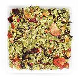 Tealyra - Pink Berry Moringa - Strawberry Hibiscus Tea - Wellness Herbal Tea - Loose Leaf Tea - Caffeine Free Tea Blend - 8oz/224g