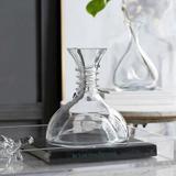 Orren Ellis Blais Decanter Glass, Size 9.5 H x 8.5 W in   Wayfair OREL6003 41151745