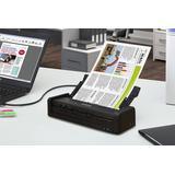 Epson WorkForce ES-300W Wireless Portable Duplex Document Scanner with ADF - Refurbished