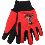 """""""WinCraft Texas Tech Red Raiders Utility Gloves"""""""