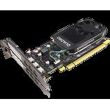 Lenovo ThinkStation Nvidia Quadro P400 2GB GDDR5 Mini DP * 3 Graphics Card with HP Bracket