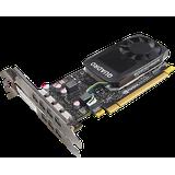 Lenovo ThinkStation Nvidia Quadro P1000 4GB GDDR5 Mini DP * 4 Graphics Card with HP Bracket