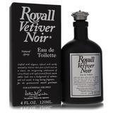 Royall Vetiver Noir For Men By Royall Fragrances Eau De Toilette Spray 4 Oz