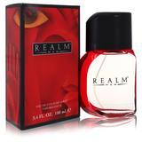 Realm For Men By Erox Eau De Toilette / Cologne Spray 3.4 Oz