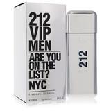 212 Vip For Men By Carolina Herrera Eau De Toilette Spray 3.4 Oz