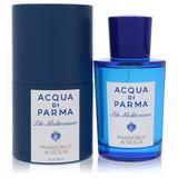 Blu Mediterraneo Mandorlo Di Sicilia For Women By Acqua Di Parma Eau De Toilette Spray 2.5 Oz