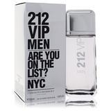 212 Vip For Men By Carolina Herrera Eau De Toilette Spray 6.7 Oz