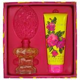 Betsey Johnson For Women By Betsey Johnson Gift Set - 3.4 Oz Eau De Parfum Spray + 6.7 Oz Shower Gel