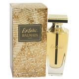 Extatic Balmain For Women By Pierre Balmain Eau De Parfum Spray 3 Oz