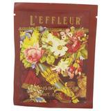L'effleur For Women By Coty Foaming Bath Powder 0.5 Oz
