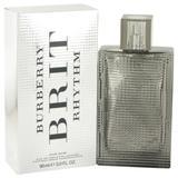 Burberry Brit Rhythm Intense For Men By Burberry Eau De Toilette Spray 3 Oz