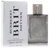 Burberry Brit Rhythm Intense For Men By Burberry Eau De Toilette Spray 1.7 Oz
