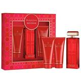 Red Door 3 Piece Gift Set By Elizabeth Arden Standard OZ Eau De Toilette for Women's Gift Sets