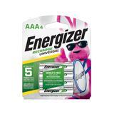 Energizer Recharge Universal Battery AAA 1.2 Volt NiMH 700 mAH