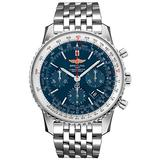 Breitling Navitimer 01 Blue Dial 46mm Men's Watch AB012721/C889-453A