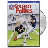 NFL Greatest Follies Volume Three DVD