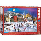 EuroGraphics After School Fun Game Puzzle (1000 Piece)