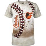 Baltimore Orioles Youth Hardball T-Shirt - Cream
