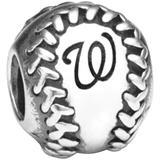 Washington Nationals Pandora Baseball Charm