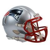 Riddell New England Patriots Revolution Speed Mini Football Helmet
