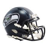 Riddell Seattle Seahawks Revolution Speed Mini Football Helmet