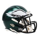 Riddell Philadelphia Eagles Revolution Speed Mini Football Helmet