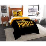 Pittsburgh Pirates The Northwest Company Grand Slam Twin Comforter Set