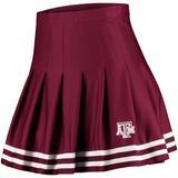 Women's ZooZatz Maroon Texas A&M Aggies Rah Cheer Skirt