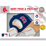 Boston Red Sox Infant Push & Pull Toy