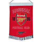 """Arsenal 12"""" x 18"""" EPL Traditions Banner"""