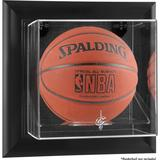 """""""Cleveland Cavaliers Framed Black Wall-Mounted Team Logo Basketball Display Case"""""""