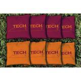 Virginia Tech Hokies College Vault Replacement Corn-Filled Cornhole Bag Set