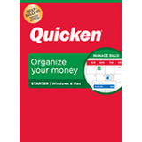 Quicken Starter Personal Finance Software