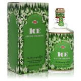 4711 Ice For Men By Muelhens Eau De Cologne (unisex) 3.4 Oz