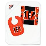 """WinCraft Cincinnati Bengals Infant Three-Piece Gift Set"""